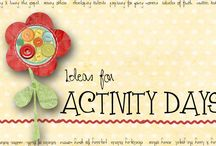The one with all the Activities / Activity Days Ideas / by Jernae Kowallis