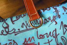 Pré-prod Collection Brésil 2014 / La prod est lancée ! Retrouvez le cuir haut-de-gamme des tanneries de Graulhet pour les anses de nos sacs, le savoir-faire des ateliers d'assemblages parisiens et la qualité d'impression toulousaine de nos tissus. RDV prochainement pour de nouveaux clichés !