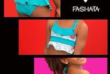 Girls Swimwear, Fashata