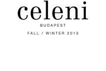 Celeni 2013 A/W Lookbook / www.celeni.hu