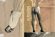 Collage Art / by Lillian Connelly