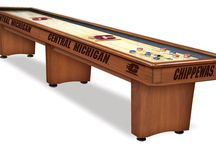 Game Room Ideas / Don't know what to put in your man cave or family game room.  Check out some of the products that will get your family away from the smartphone or game system.