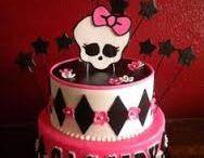 Monster High Taart