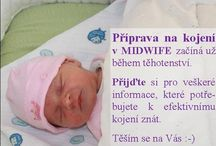 Miminka a kojení