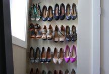 Storage/Organization / by Nathalie Pacheco