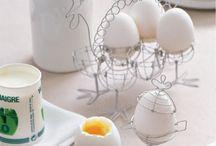 Wielkanoc z drutu Easter wire