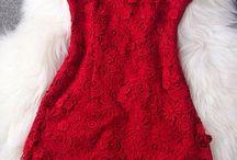 lace dress reference