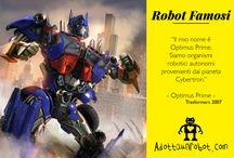 Robot Most Famous