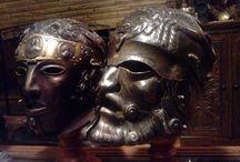 Helme / helmet