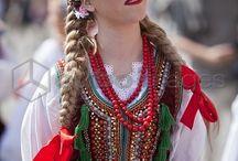 polish traditionale dress
