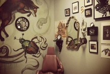 Tattoo Artist Workspace