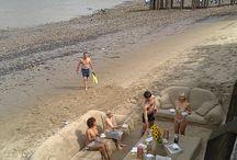 beach hotel ideas