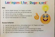 Dansk indskoling