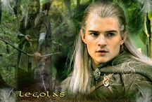 Elves and Hobbits and fairy folk