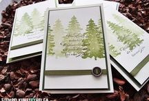 Stampin' Up! Evergreen