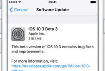 Forulike آبل تطلق النسخة التجريبية الثالثة من iOS 10.3 ، فما هو الجديد في هذا الإصدار؟