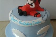 Jordan birthday cake