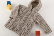 Knitting / Cable sweater