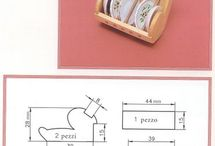 Dukkehus møbler