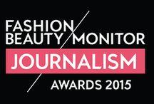 Fashion and Beauty Monitor Journalism Awards 2015 /   / by Fashion & Beauty Monitor