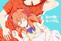 Anime Manga etc / Все это похоже на то, что было в разное время в моей жизни. Еще здесь то, что просто очень нравится. Распределяйте сами :)