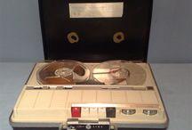 AIWA / Vintage & Retro Electronics Hi-Fi Stereo + TV