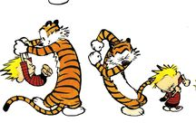 Calvin & Hobbes / by Norah