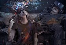 Futuristic | Cyberpunk | Science Fiction