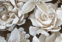 porselen çiçek yapımı