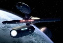 Stark Trek Föderationsschiffe