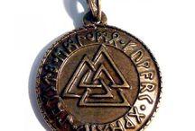 Amulette und Anhänger für Spirituelle / Amulette und Anhänger für Spirituelle Menschen / mehr Infos auf: www.Guntia-Militaria-Shop.de