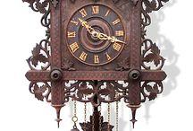 clocks and oldies