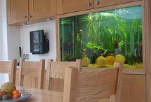 Dekoráció - akvárium (Aquarium)
