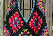 Crochet bags and purses / by Valarie Robinson