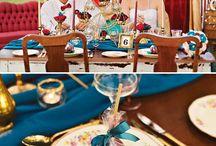 Terrific Themes for Weddings