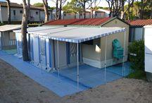 Custom made awnings / Creazione e produzione verande su misura