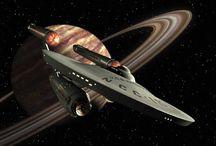 Star Trek  Original / by Richard Marmon