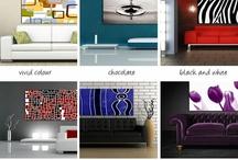 Infusion Art / Infusion Art have designed an exclusive range of canvas art prints that spans the entire colour spectrum.