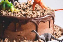 Good dinosaur cakes