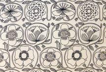 Mono mixtures & Doodles / Black & white (mono) pictures,textures & patterns