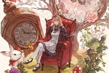 all about alice in wonderland :)