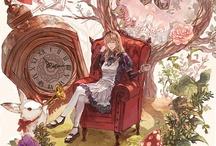 Alice. / by Cheryl Watson