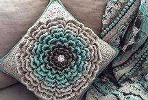 Crochet Pillow / Crochet Pillow