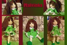 Crochet dolls / Crochet dolls