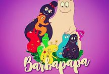 BARBAPAPA. (my collect') / ©LauryRow. / Voir aussi ici : https://www.facebook.com/pg/Disneycollecbell%20/photos/?tab=album&album_id=803090059772686