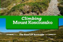 2019 Mount Kosciuszko + Snowy Mountains