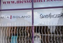 Mes Souliers / Our Cathcart stockist offers Mia Solano.  Bernadette offers a warm welcome to all those visiting her store.