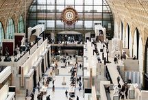 Museums of the World / I love museums that are works of art in themselves. Some are purpose built - old ones like London's Natural History Museum or newer ones like the Museum of Islamic Art in Doha. And others live in converted power stations, railway buildings or more...