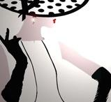 Mulheres de chapéu