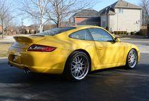 Porsche Inspiration / by Bryan Rasch